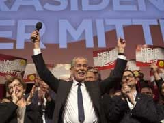 Europe Hails Victory For 'Unity' In Austrian Election