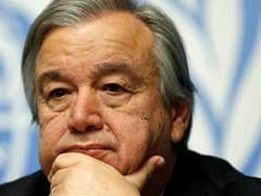 Syria An 'Unwinnable' War: UN Chief Antonio Guterres