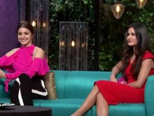<i>Koffee With Karan 5</i>: Anushka Sharma And Katrina Kaif Brew A Strong Koffee That Karan Johar Couldn't Handle