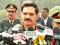 General Dalbir Singh Suhag Retires From Service, Thanks Government For Support