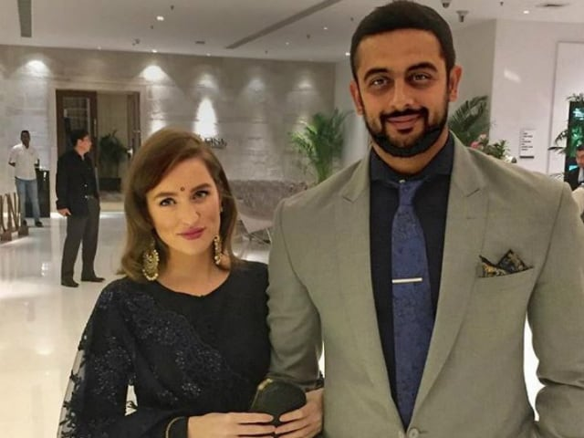 Arunoday Singh Is 'Just Married.' Inside His 'Beautiful' Wedding