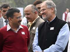 On Najeeb Jung Quitting, Arvind Kejriwal Says Life Is 'Khatta Meetha'