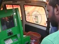 Banks Roll Out Mobile Mini ATMs In Assam Tea Gardens