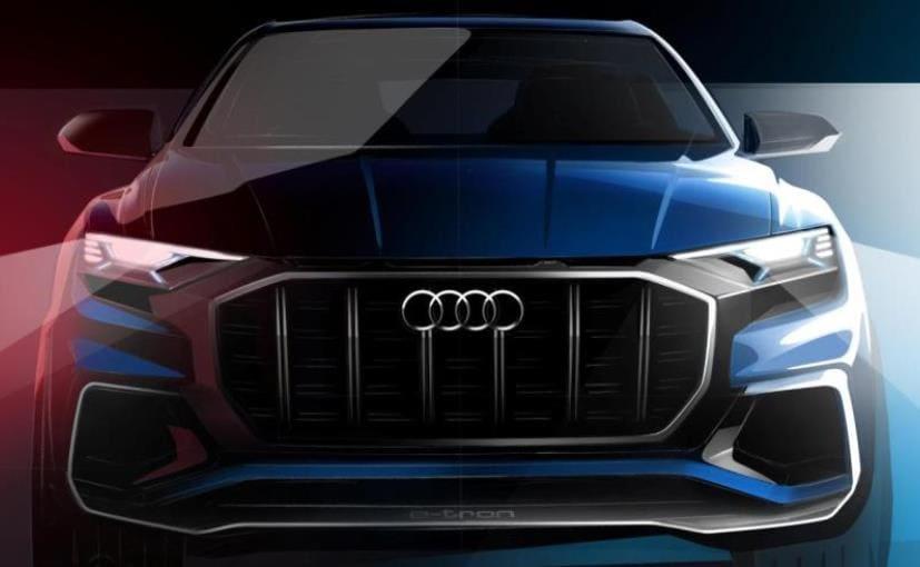 Audi Q8 e-tron concept set for NAIAS premiere