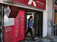 Axis Bank Q3 Profit Plunges As Bad Loans Jump
