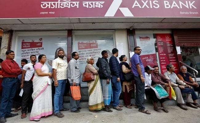 Axis Bank said it suspended 19 employees over breach in implementing exchange of high-value bank notes.