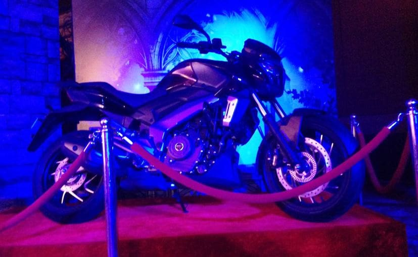 Bajaj Auto launches Dominar 400 at Rs 1.36 lakh