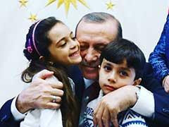 7-Year-Old Syrian Blogger, Meets Recep Tayyip Erdogan At Ankara Palace