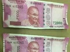Fake New Notes With Face Value Of Over 26 Lakhs Seized In Gujarat; 2 Arrested