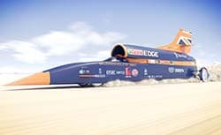 As Bloodhound SSC Prepares To Shatter 1600kmph, Here's The India Connect