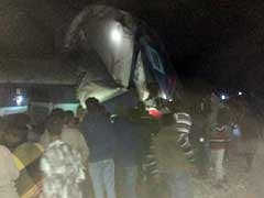2 Dead, 6 Injured After 2 Coaches Of Capital Express Train Derail In Bengal