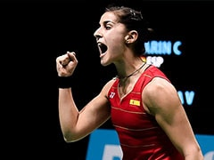 PBL 2017: Carolina Marin Leads Hyderabad Hunters to Victory Over Bengaluru Blasters