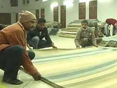 Notes Ban Affects Businesses At Uttar Pradesh's Carpet Manufacturing Hub