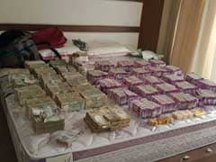 Bengaluru Officials Had 5.7 Crores In New Notes, Taxmen Investigate How