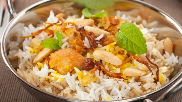 chicken biryani new