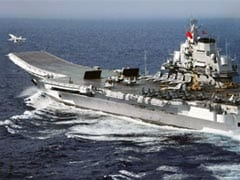 Amid Tensions With US, China's Aircraft Carrier Liaoning Conducts Fighter Drills