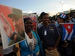 Cubans Hold One More Massive Rally For Fidel Castro