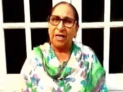 Dalbir Kaur, Sister Of Sarabjit Singh, Joins BJP