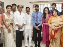 Dhanush's VIP 2 Kick-Starts With Rajinikanth's Blessing