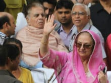 Dilip Kumar, 94, Discharged From Hospital. He's Doing Well, Says Saira Banu