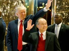 SoftBank To Invest $50 Billion In Businesses, Job Creation In US: Donald Trump