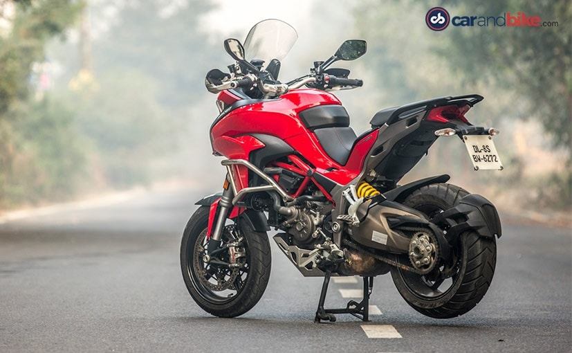 ducati multistrada 1200 s test ride review