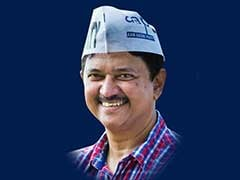 AAP Names Former Bureaucrat Elvis Gomes For Chief Minister's Post In Goa