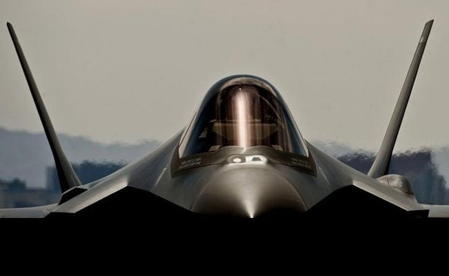 Defense Industry Takes A Hit Following Trump's F-35 Comments
