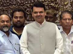 And The Winner Is, Chief Minister Devendra Fadnavis