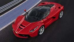 The 500th Ferrari LaFerrari Is The Most Expensive New Car Auctioned In The 21st Century