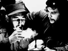 Fidel Castro's Ashes Reunited With 'Che' Guevara