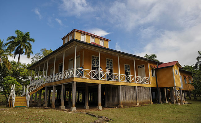 Fidel Castro Grew Up Here, But Came Back To Destroy It
