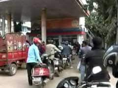 Manipur Blockade Leads To Fuel Crisis In Landlocked Tripura And Mizoram