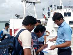 All 2,376 Stranded Tourists Evacuated From Andaman Islands