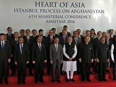 Full Text: Amritsar Declaration At Heart Of Asia Ministerial Conference