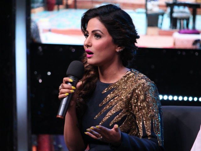 Bigg Boss 10: Here's Why Hina Khan Is Trending