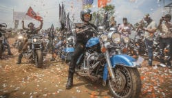 Harley-Davidson India Leads Market For Sixth Consecutive Year
