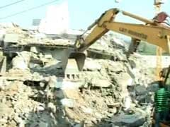 1 Dead, Many Feared Trapped In 6-Storey Building Collapse In Hyderabad