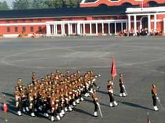 401 Cadets Pass Out From The Indian Military Academy