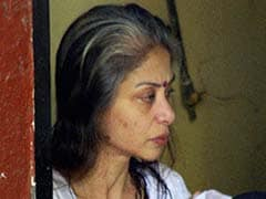 Indrani Mukerjea Released From Jail For A Day To Perform Father's Last Rites