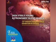 Tata Steel Brings First Ever ISRO Exhibition To Odisha