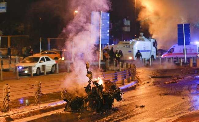 Partia e Drejtësisë dënon ashpër sulmin në Stamboll