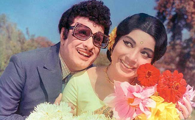Jayalalithaa Biography: MGR Swept Her Up In His Arms