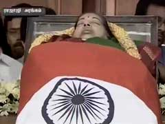 President Mukherjee, PM Modi, Sonia Gandhi, Union Ministers Condole Jayalalithaa's Death
