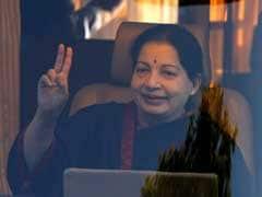 Jayalalithaa's Political Career At A Glance