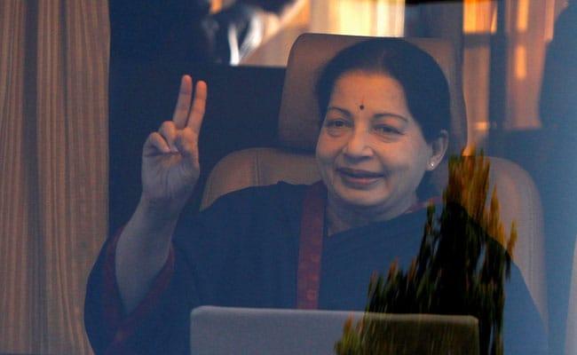 jayalalithaa case latest