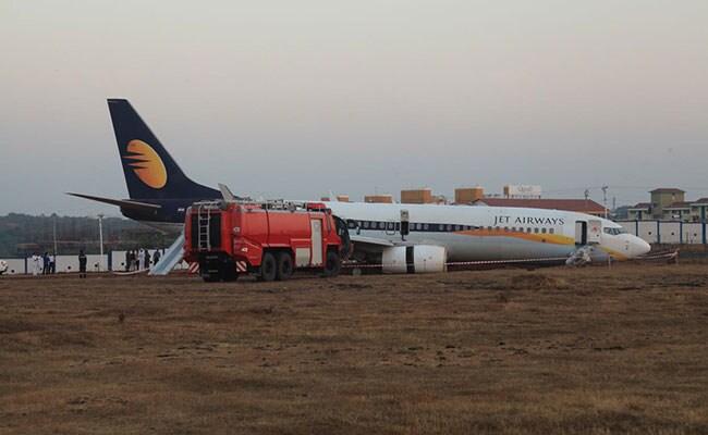 jet airways skid