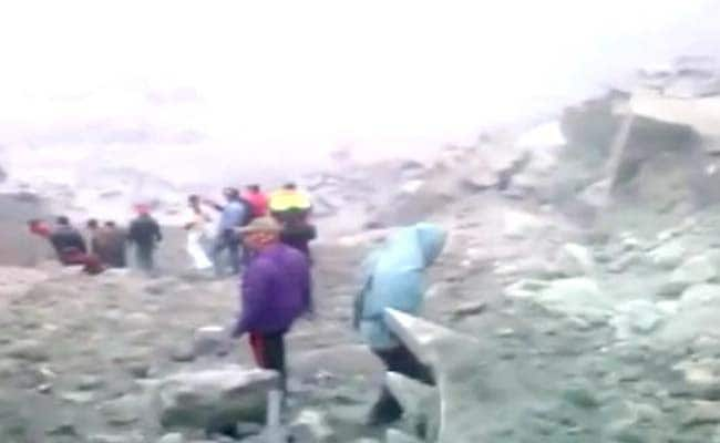 Mine collapses in Lalmatia in Jharkhand; several workers feared trapped