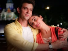 <I>Kaabil</I> Song <I>Kuch Din</i>: Love Brews Between Hrithik Roshan, Yami Gautam