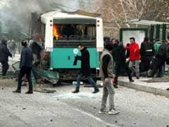 13 Soldiers Killed, 48 Wounded In Bombing In Turkey's Kayseri